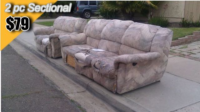 Captivating RECENT COUCH REMOVALS IN SAN DIEGO