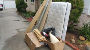 Mattress Removal San Diego Mattress Disposal Freds Junk Removal