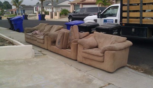 Three item junk removal for 99 in san diego fred 39 s junk for Mattress cleaning service san diego
