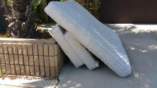 No credit check mattress complete norton euro top for American furniture warehouse mattress disposal